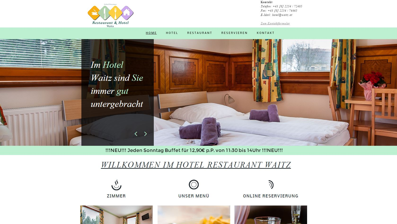 Webdesign Staufer