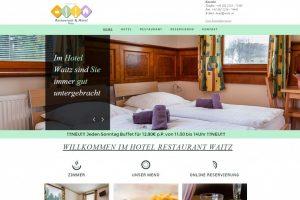 Homepage Waitz