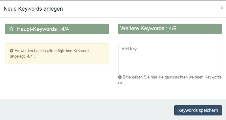SEO easy keywords